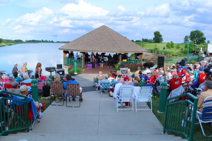 Belairs Show MetroParks of Butler County's Hump Day Concert series